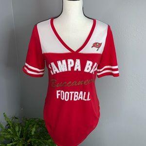 NFL TEAM APPAREL M Tampa Bay Buccaneers tee 🏈